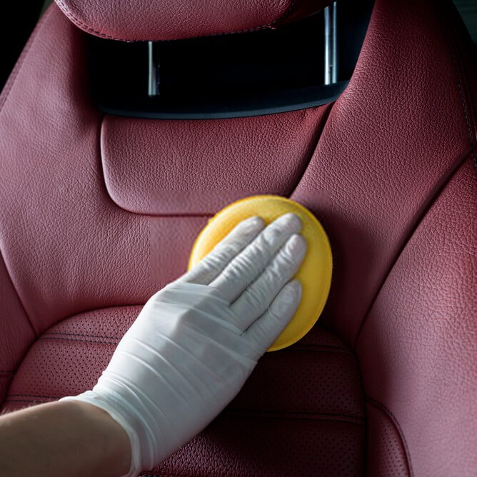 International Interior Cleaning (Leather Upholstery)